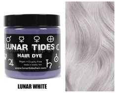 Silver Grey Hair Dye, Gray Hair, White Hair Toner, Castor Oil For Hair, Semi Permanent Hair Color, Lavender Hair, Platinum Hair, Yellow Hair, Hair Repair