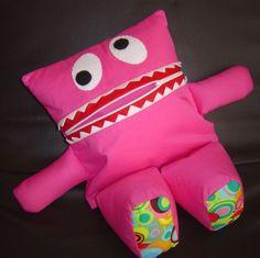 Pajama Eater Monsters