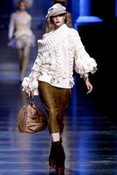 Christian Dior - Fall 2010