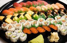 #sushi. Japanese food.