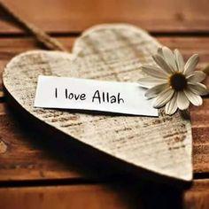 I ❤ Allah