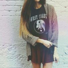 I hate west coast -_- its coooooooooolllld. I prefer east but the fashion is totes cool