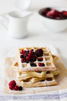 Waffles - My all-time-favorite