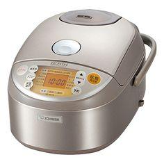 象印 圧力IH炊飯器 5.5合 ステンレス NP-NV10-XA 象印マホービン(ZOJIRUSHI) http://www.amazon.co.jp/dp/B008ONPZ4Q/ref=cm_sw_r_pi_dp_7Hojvb1W9FSQ6