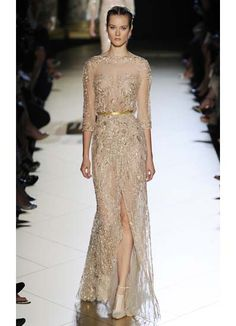 elie-saab couture fall 2012 BEAUTIFUL!!
