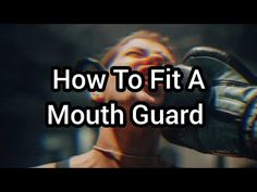 How To Fit A Mouth Guard - YouTube Learning Techniques, Mouth Guard, Martial Arts, Lifestyle, Videos, Fitness, Youtube, Blog, Study Techniques