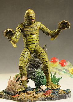Creature from the Black Lagoon Toys eBay