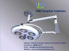 Find here Imported OT Lights in Mumbai manufacturers, suppliers & exporters in India. Get contact UNO Hospital Solutions of companies manufacturing and supplying OT Lights In Bangalore. These ot light manufacturing companies provide high quality products as per your requirement.