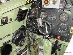 Image result for spitfire cockpit