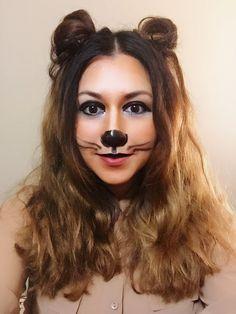 Treast | Irasema Ortiz: Last Minute Halloween Costume [Steal]