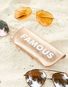 43158d834e Aerie Metallic Sunnies Case by American Eagle Outfitters