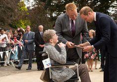 Pin for Later: Prince William Serves Up a Cute Day With Kids