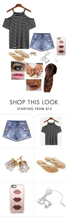 """9/10/16- Saturday"" by fashion-kpop ❤ liked on Polyvore featuring Monsoon, Casetify and ASOS"