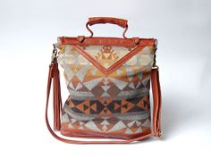 pendleton tote by Arc of Diver