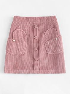 Corduroy Pearl Beaded Zip Up Back Skirt Fashion Beaded corduroy corduroy skirt Pearl Skirt Zip Dress For Petite Women, Petite Dresses, First Date Outfits, Diy Vetement, Corduroy Skirt, Red Skirts, Short Skirts, Little Girl Dresses, Skirt Outfits
