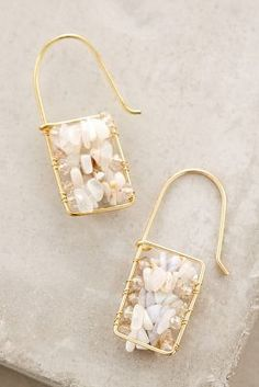 Anthropologie Mosaic Drops #anthrofave