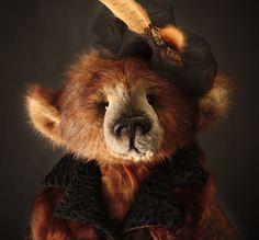 Lori Simon Furbearsake Teddy Bear Hug, Bear Toy, Teddy Bears, Bear Hugs, Hershey Bears, Fabric Animals, Boyds Bears, Love Bear, Cute Bears