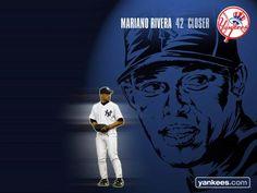 Mariano Rivera New York Yankees Wallpaper