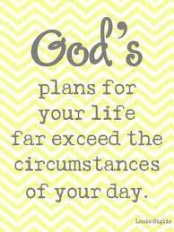i know the plans i have 4 u, declares the Lord!