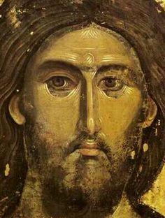 Ιησού γλυκύτατε Χριστέ, Ιησού, διάνοιξον της μετανοίας μοι πύλας, φιλάνθρωπε Ιησού, καί δέξαι με σοί προσπίπτοντα καί θερμώς εξαιτούμενον, Ιησού σωτήρ μου, τών πλημμελημάτων τήν συγχώρησιν.