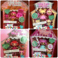Mini Lalaloopsy Cake Dunk 'N' Crumble, Dollop Light 'N ... Lalaloopsy Dollop Light N Fluffy