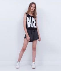 Cropped: Tops e Blusas - Lojas Renner