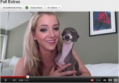 I just had to pin this because it looks so much like my Italian Greyhound!  Wish I could get her to smile like this!