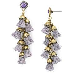 Baublebar Firenze Drop Earrings (250 CNY) ❤ liked on Polyvore featuring jewelry, earrings, drop earrings and baublebar jewelry