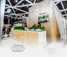 PKP | TRAKO International Railway Fair, Gdansk, 2015 on Behance