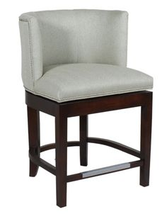 Cox Manufacturing - Counter Height Swivel Barstool - 642C