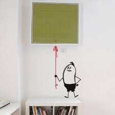 wally wall decals