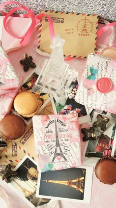 Trinkets of All Things Paris  @Amberlie Ezell