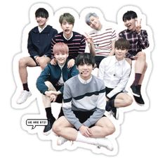 Bts stickers featuring millions of original designs created by independent artists.