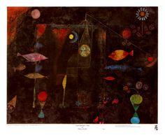 Fish Magic (Paul Klee)
