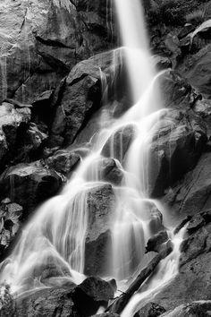 understanding shutter speed- beginners guide Waterfall - 5 Second Exposure (Shutter Speed)