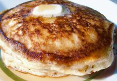 Pete's Scratch Pancakes. Photo by Crafty Lady 13 » Had these this morning, they were yummy, nice with blueberries added too!