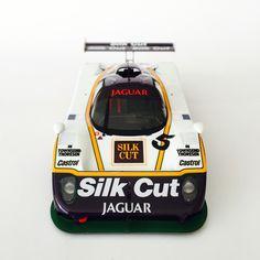 Jaguar XJR8 1/24 By Can Girgin