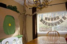Shower of Roses: A Hobbit Birthday Party!