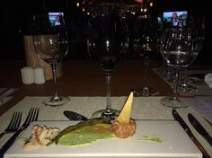 Interactive Cooking Demo! 1st Course #CanadianBeef Teres Major & Cambria Winery January 2015 #experienceCDNbeef