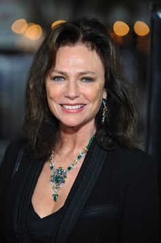 Jacqueline Bissett at 65 is incredibly beautiful! Great friend to the lgbt community