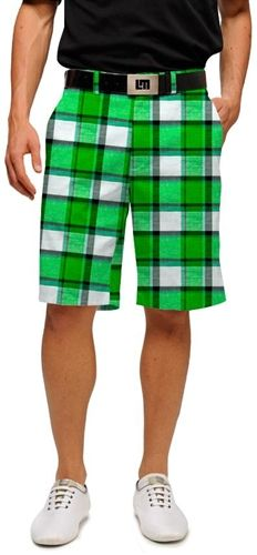 Boxwood Mens Made to Order Shorts by Loudmouth Golf.  Buy it @ ReadyGolf.com