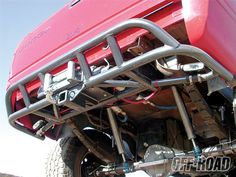 where are the tube bumpers?? - Dodge Cummins Diesel Forum