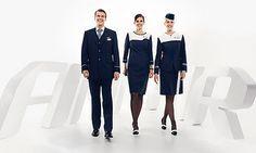 Finnairs new look.