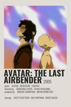 Avatar The Last Airbender Poster by Cindy
