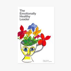 The Emotionally Healthy Leader: https://globalleadershipfoundation.com/product/book-the-emotionally-healthy-leader/