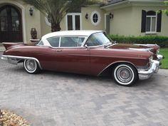 1957 Cadillac Eldorado Seville Coupe