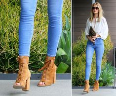 Step Out Like A Supermodel In Some of Rosie Huntington-Whiteley's Favorite Designer Boots