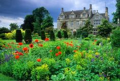 "After her children were grown, and while she was contemplating  a ""second career"", Mrs. Rosemary Verey decided to redesign the landscape surrounding her home, Barnsley House, an historic U.K. residence, belonging to her husband's family. The success of that project would eventually catapult her into an international career as an authority on English-style gardens."