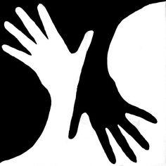 Black and White hands by ~LaPastillaAzul on deviantART