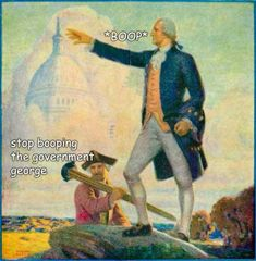 Post with 2144 votes and 61871 views. Tagged with Funny, ; Shared by BeerBeererBeerist. In honor of Presidents' Day here's a collection of dank George Washington memes Funny Shit, The Funny, Funny Memes, Funny Stuff, 9gag Funny, Memes Humor, Random Stuff, Art History Memes, Art Memes